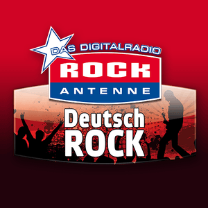Радио ROCK ANTENNE - Deutschrock Германия, Исманинг
