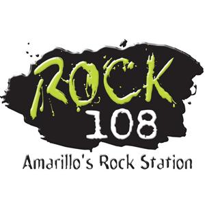radio KZRK-FM Rock 108 107.9 FM Stati Uniti d'America, Amarillo