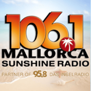 radio Mallorca Sunshine Radio 106.1 FM l'Espagne, Palma de Mallorca