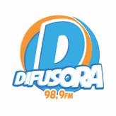 radio Difusora (Patos de Minas) 98.9 FM Brasil