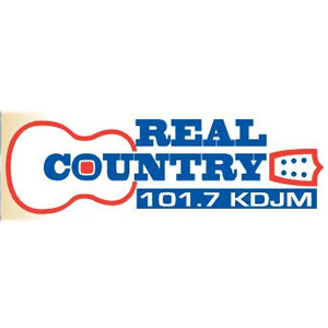radio KDJM - Real Country (Salina) 101.7 FM Estados Unidos, Kansas