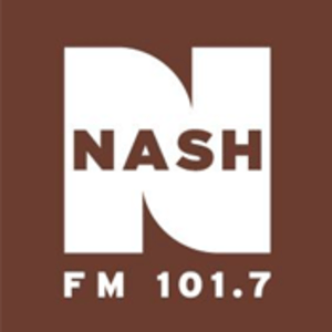 rádio NASH FM (Beaumont-Port Arthur) 101.7 FM Estados Unidos, Texas