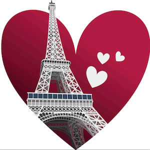 rádio ROMANTIC RADIO PARIS França, Paris