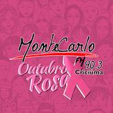 radio Montecarlo (Criciúma) 90.3 FM Brésil