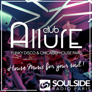 Radio ALLURE Club - Soulside Radio Paris Frankreich, Paris