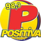 radio Positiva 98.9 FM Brasile, Goiânia