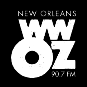 rádio WWOZ 90.7 FM Estados Unidos, New Orleans