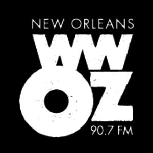 radio WWOZ 90.7 FM Stati Uniti d'America, New Orleans