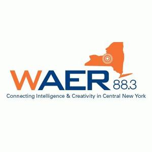 radio WAER 88.3 FM Stati Uniti d'America, Syracuse