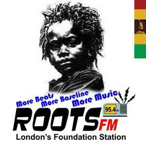 Radio UK Roots FM 95.4 FM United Kingdom, London