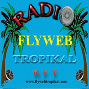 radio RFT FLYWEB TROPIKAL France