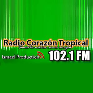 radio Corazón Tropical 102.1 FM España, Madrid