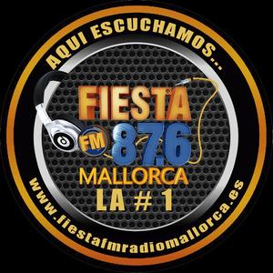 radio Fiesta FM 87.6 FM España, Palma de Mallorca