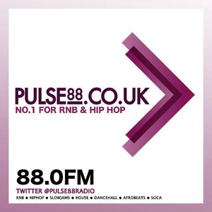 Radio Pulse 88 88 FM United Kingdom, London
