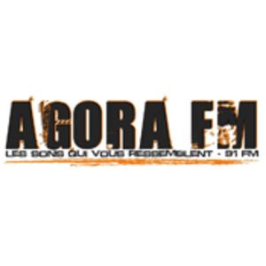 radio Agora FM 91 FM Francia, Montpellier