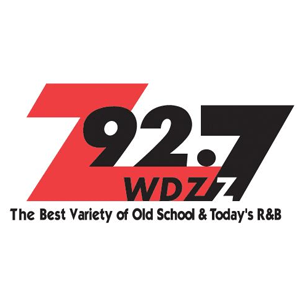 Radio WDZZ-FM - Z (Flint) 92.7 FM United States of America, Michigan