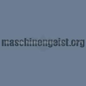 Radio maschinengeist.org Germany