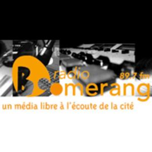 radio Boomerang 89.7 FM Francja, Lille
