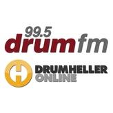 Radio Drum FM (Drumheller) 99.5 FM Canada, Alberta