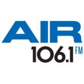 rádio Air (Airdrie) 106.1 FM Canadá, Alberta