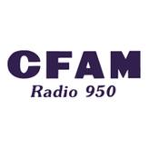 radio CFAM (Altona) 950 AM Kanada, Manitoba
