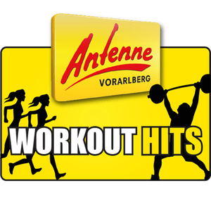 radio ANTENNE VORARLBERG Workout Hits Autriche
