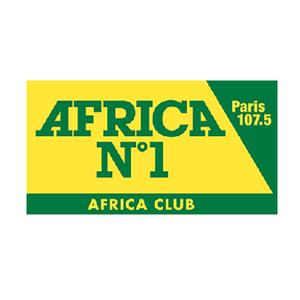 Радио Africa N°1 Africa Club Франция, Париж