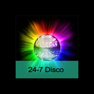 Radio 24-7 Niche Radio - Disco United States of America, Scottsdale