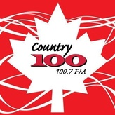 rádio Country 100 100.7 FM Canadá, Moose Jaw