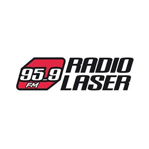 Radio Laser 95.9 FM Frankreich, Rennes