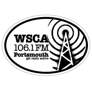 Радио WSCA - Portsmouth Community Radio (Portsmouth) 106.1 FM США, Нью-Гэмпшир