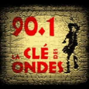 radio La Clé des Ondes 90.1 FM Francia, Bordeaux