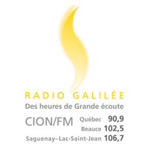 radio CION Radio Galilée 90.9 FM Canada, Québec
