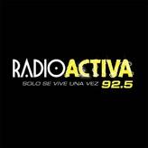 radio Radioactiva 92.5 FM Chili, Santiago