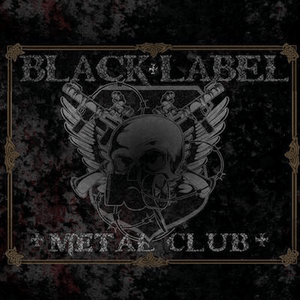 radio BLACK LABEL METAL CLUB Italië