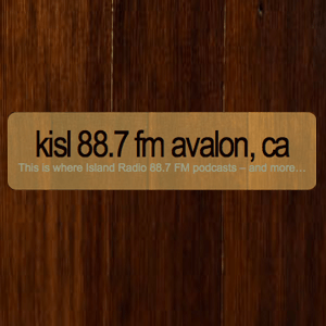 radio KISL (Avalon) 88.7 FM United States, Californie