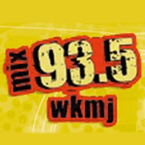 radio WKMJ-FM - The Mix (Hancock) 93.5 FM Estados Unidos, Michigan