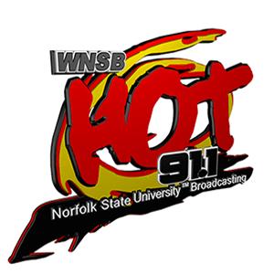 radio WNSB - Hot 91.1 FM Estados Unidos, Norfolk