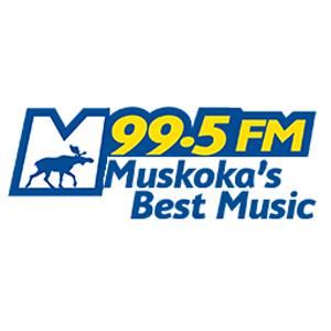 radio CFBG Moose FM Muskoka (Bracebridge) 99.5 FM Canadá, Ontario