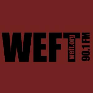 rádio WEFT 90.1 FM Estados Unidos, Champaign