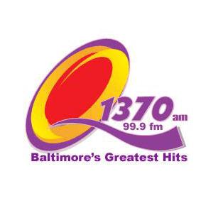 rádio WQLL - Q1370 1370 AM Estados Unidos, Baltimore