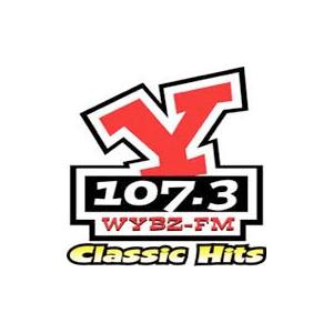 rádio WYBZ - Y (Crooksville) 107.3 FM Estados Unidos, Ohio