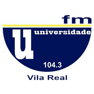 Радио Universidade FM (Vila Real) 104.3 FM Португалия