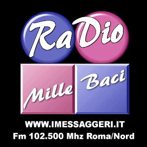 rádio MILLE BACI Itália, Roma