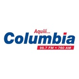 rádio Columbia 98.7 FM Costa Rica, San Jose
