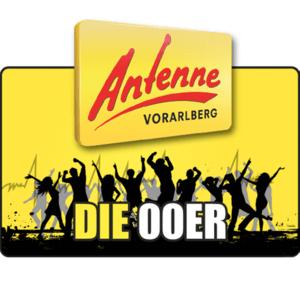Radio ANTENNE VORARLBERG – 00er Hits Österreich