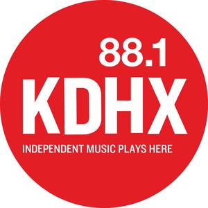 Radio KDHX 88.1 FM United States of America, St. Louis