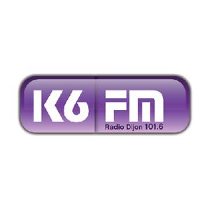 radio K6FM 101.6 FM Francia, Dijon