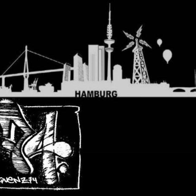 Radio frequenzsiebenvier Deutschland, Hamburg