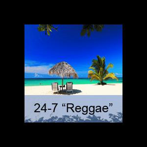 Radio 24-7 Niche Radio - Reggae United States of America, Scottsdale
